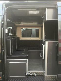 Mercades Sprinter / Vw Crafter Racevan Kits