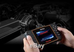 Moteur De Scanner Icarsoft Cr Plus Universeller Abs Airbag Getriebe & Onlinesupport