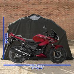 Moto Couvercle De Stockage De Vélo Tente Remise Cadre Fort Garage Garage Moto Cyclomoteur
