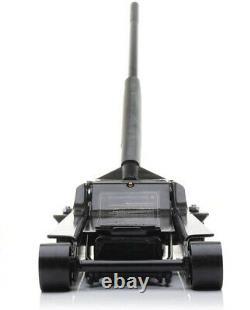 New Quick Lift Heavy Dual Duty Pump 4-ton Ultra Low Profile Floor Trolley Jack