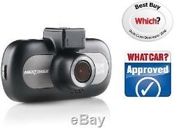 Nextbase Dash Cam 412gw Grand Angle 1440p Led 3 Taille D'écran Wi-fi Full Hd