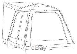 Nouveau 2018 Turismo Xs2 Auvent Libre Tv Camper Van T1 T2 Vivaro Auvent