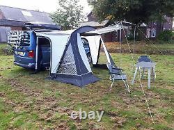 Nouveau 2021 Sunncamp Low Verao Swift Van 260 Porch Auvent Vw T1 T2 T3 T4 T5 Camper