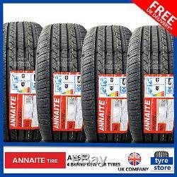 Nouveau 205 55 16 91v Annaite An600 2055516 205 / 55r16 C / C Évalué (2,4 Tires)