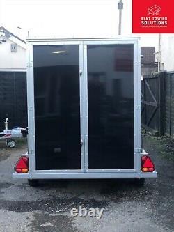 Nouveau Grand Tickners Gt956 9ft X 5ft X 6ft, Twin Axle Lockable Box Tow Van Trailer