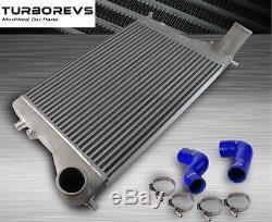 Nouveau Kit De Refroidisseur Intermédiaire De Montage Avant En Alliage Grand Et Amélioré Pour Audi A3 Vw Golf Passat