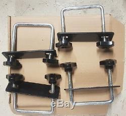 Panier De Toit Porte En Acier Porte-bagages Universel Pour Pajero Shogun Jimny 1,2m X 1m