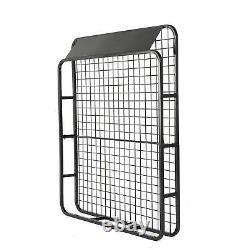 Panier De Toit Universel En Acier Bac À Bagages Porte-bagages Pliant Rack 122x102cm