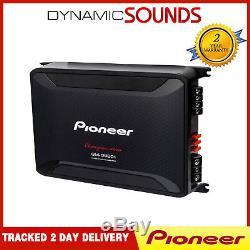Pioneer Gm-d9601 Amplificateur De Voiture Mono-canal 2400w Avec Télécommande