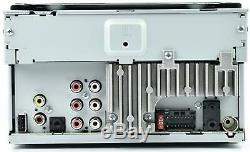 Pioneer Mvh-a210bt Voiture Stéréo Bluetooth 6.2 Usb Aux Ipod Iphone Double Din 4x50