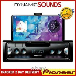 Pioneer Sph-10bt Ipod Iphone Mixtrax Android Bluetooth Voiture Usb Stéréo Motorisé