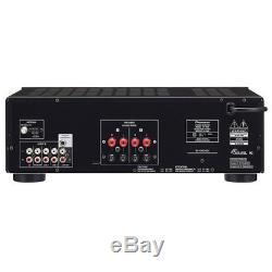 Pioneer Sx-10ae Récepteur / Amplificateur Stéréo Bluetooth Power Music Audio Noir