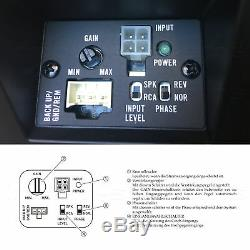 Pioneer Ts-wx130ea Subwoofer Aktiv 160w Haut De La Page Basse