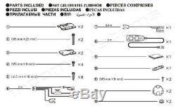 Pioneer Ts-wx210a Aktiv Subwoofer 20 CM 150w 8 Kompakt Platzsparend Incl. Fernb