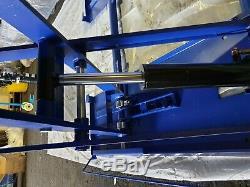 Plate-forme Mobile De Plate-forme De Grue De Voiture D'ascenseur De Ciseaux 3000kg De Garantie De 18 Mois D'augmentation De MID