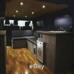 Pli Sliding Camper Van Lits Canapé-lit Pour Campers Vw T5 T4 T6 Vivaro Et Transport En Commun