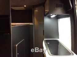 Porte À Tambour, Toilettes, Douche, Camping-car, Conversions, Camping-car 1750 X 550 MM