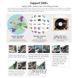 Pour Vauxhall/opel Astra Corsa Vectra Stereo DVD Gps Sat Nav Radio 7 Dab+ Swc Bt