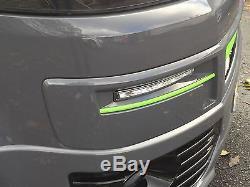 Pour Vw T5 Transporter Drl Kit 2010-15 Facelift Meilleure Qualité Abs Plastique Couvre