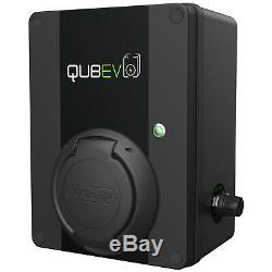 Qubev Ev Unité De Charge De Type 2 Socket 32 amp / 7,2 Kw Ip65