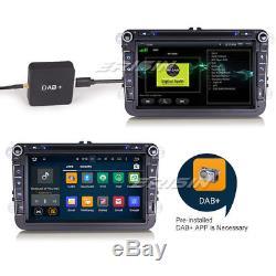 Radio Numérique Dab + MCX Antenne Antenne Verstärker Pour Android 6.0 / 7.1 / 8.0 Radio