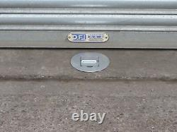Ramco Security Parking Bollard Drop Down Post Driveway Access Control Round Top