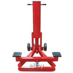 Rampe D'atelier Mobile Masterpro Air Chassis Jack 1.25t