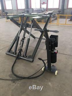 Rampe Mobile 240v Strongman De La Plate-forme Mobile De 2,7 Tonnes D'élévation De Plate-forme Tamar De Voiture