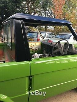 Range Rover De Ramassage Classique Truck Kit Projet Land Rover