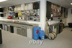 Réfrigérateur Compresseur 12v & 240v Pour Campervan Pod, Top Loading 25l Cools À -20c