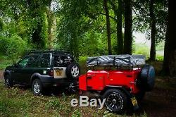 Remorque Et Tente De Toit Adventure Reduit De 1 000 £! Derniers Restants