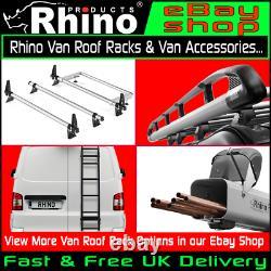 Rhino 3m Van Roof Rack Bars Conduits Universal Calumet Copper Tube