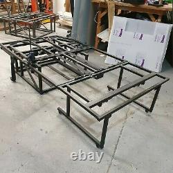 Rock And Roll Bed Frame 3/4 Largeur Vw Transporter T4 T5 T6 Vito Trafic Vivaro