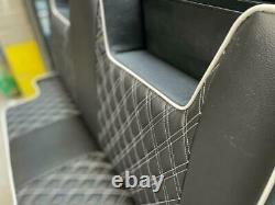 Rock N & Roll Bed Vw T4 T5 T6 Transit Ceintures De Sécurité Vivaro Trafic Chaîne De Gaz En Stock