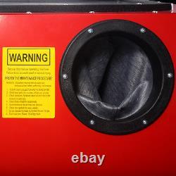 Sableuse Perle Sable Grenaillage Blaster Sable 220l Sablage Led Cabinet