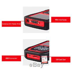 Scanner Airbag Epb Abs Srs Sas Dpf D'autel Maxicheck Pro Obd2