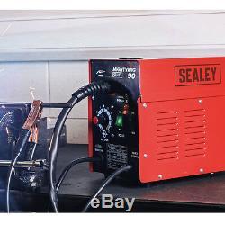 Sealey Mightymig90 Soudeuse Mig Professionnelle Sans Gaz Nouveau