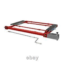Sealey Ppl01 Portatif Pivot Voiture Réglable Lift 1500kg
