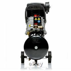 Sgs 24 Litres Direct Drive Compresseur D'air 9.6cfm, 2.5hp, 24l
