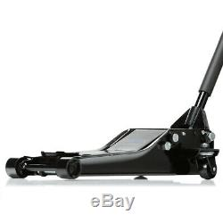 Sgs 2.5 Ton Low Profile Garage Chariot Jack & Jacking Pad