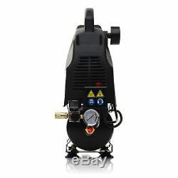 Sgs 6 Litres D'huile Moins D'entraînement Direct Compresseur D'air 5.7cfm, 1.5hp, 6l
