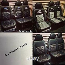 Sièges Ford Transit Mk6 Mk7 (base De L'échange)