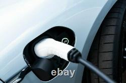 Smart Electric Car Charger Ev Phev Charge Point 7kw / 32amp Sortie Rapide Type 2