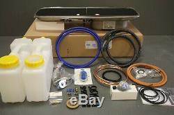 Smev 9222 Combinaison Hob & Évier T5 Vw Campervan R / H Sink, Avec Kit D'installation