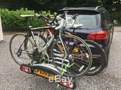 Sparkrite 4 Vélos Basculement Attelage Porte