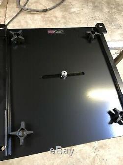 Sprinter Vw Crafter Simple Pivotant Base Siège, Pull Double Compatible M1 Testée
