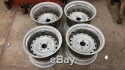 Steel Wheels Fasciée À Vos Besoins
