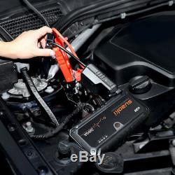 Suaoki U28 2000a Peak Car Jump Starter Usb Power Bank Chargeur De Batterie Booster Uk