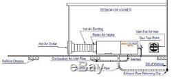 Système De Chauffage De Campeur De Caravane De Gaz De Cargaison De Prise De Gaz De Gpl De Propex Heatsource 12v Hs2000