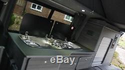 T5 Vw Transporter T4 T6 Swb Camper Van Cuisine Légère Gris Unité Ply